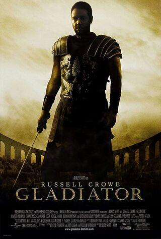 Gladiator (2000) Main Poster