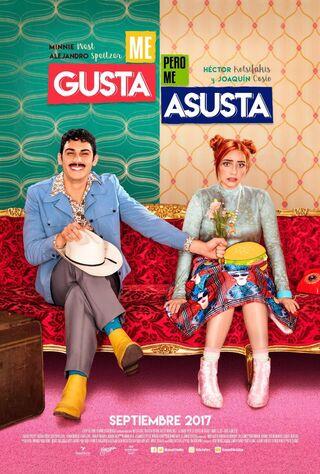 Me Gusta, Pero Me Asusta (2017) Main Poster