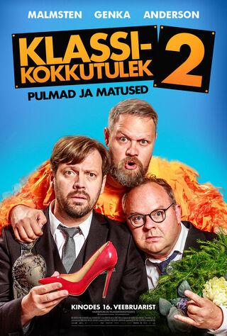 Klassikokkutulek 2: Pulmad Ja Matused (2018) Main Poster