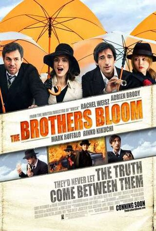 The Brothers Bloom (2009) Main Poster