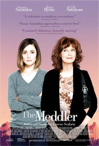 The Meddler (2016) Main Poster