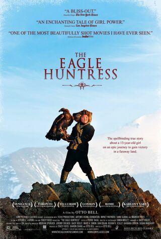 The Eagle Huntress (2016) Main Poster