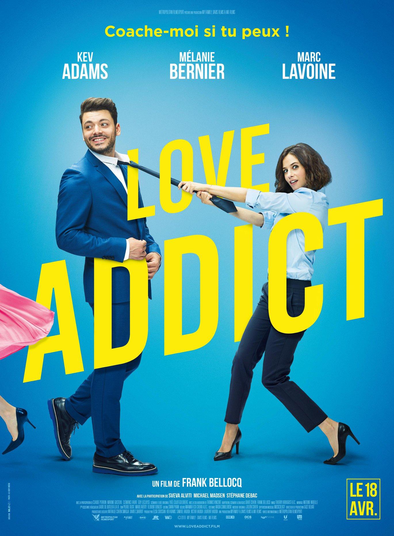 Love Addict (2018) Main Poster