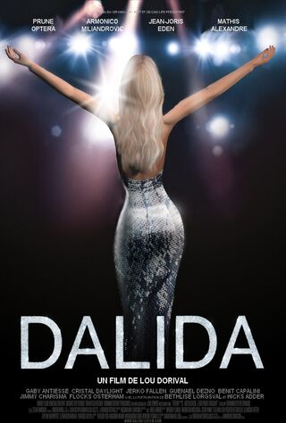 Dalida (2017) Main Poster