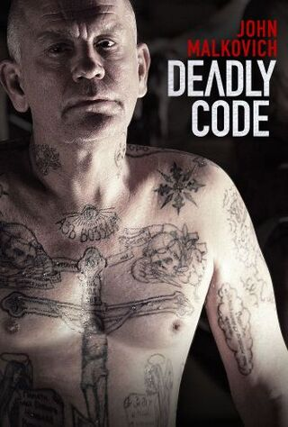 Deadly Code (2013) Main Poster