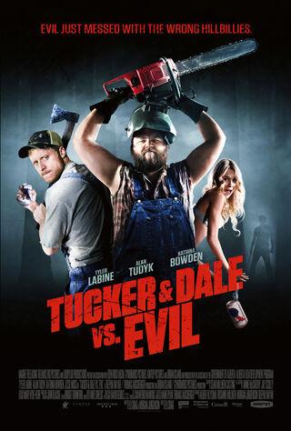 Tucker And Dale Vs Evil (2010) Main Poster