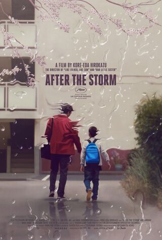 After The Storm (2016) Main Poster