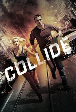 Collide (2017) Main Poster