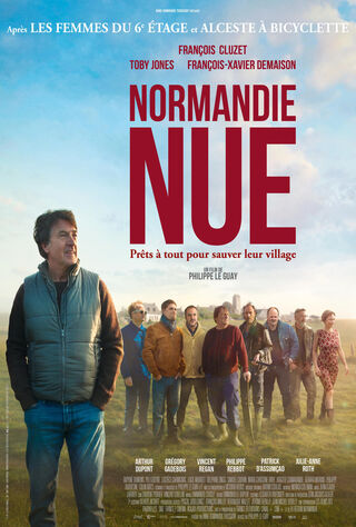 Naked Normandy (2018) Main Poster