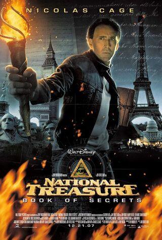 National Treasure: Book of Secrets (2007) Main Poster