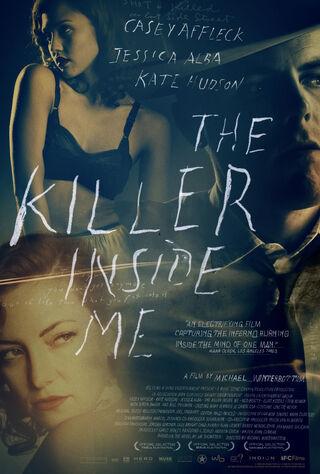 The Killer Inside Me (2010) Main Poster