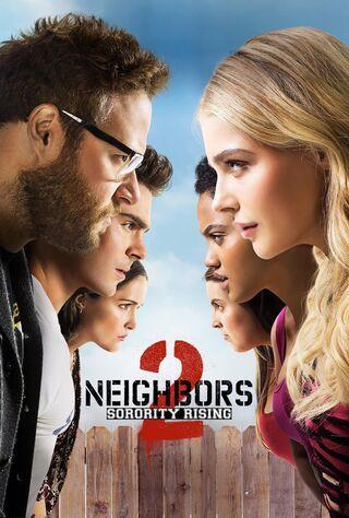 Neighbors 2: Sorority Rising (2016) Main Poster
