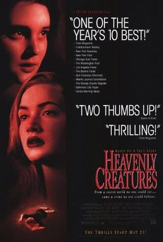 Heavenly Creatures (1994) Main Poster