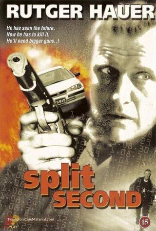 Split Second (1992) Main Poster