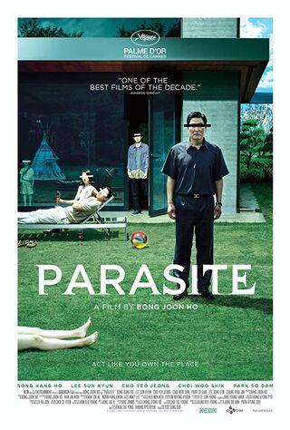 Parasite (2019) Main Poster