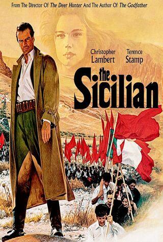 The Sicilian (1987) Main Poster