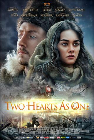 Two Hearts As One (2014) Main Poster