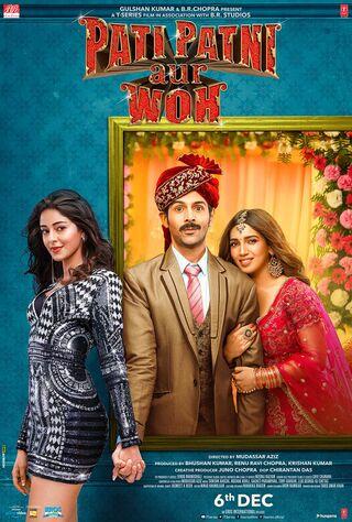 Pati Patni Aur Woh (2019) Main Poster
