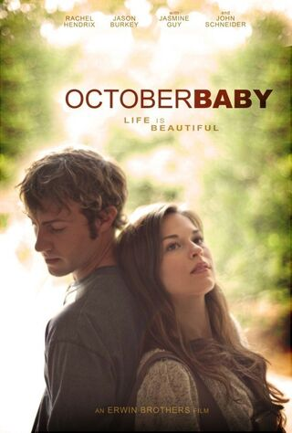 October Baby (2013) Main Poster