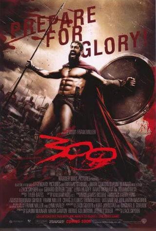 300 (2007) Main Poster