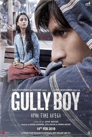 Gully Boy (2019) Main Poster