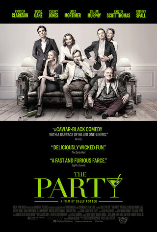The Party (2018) Main Poster