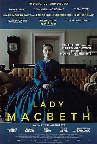 Lady Macbeth (2017) Main Poster