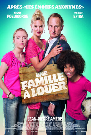 Family For Rent (2015) Main Poster