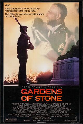 Gardens Of Stone (1987) Main Poster