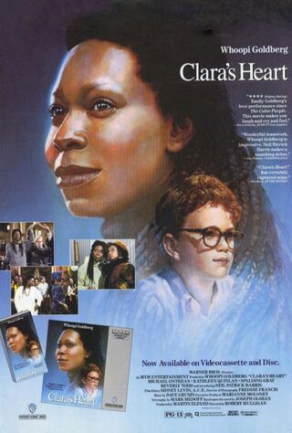 Clara's Heart (1988) Main Poster