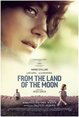 From The Land Of The Moon (2017) Main Poster