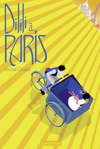 Dilili In Paris (2019) Main Poster