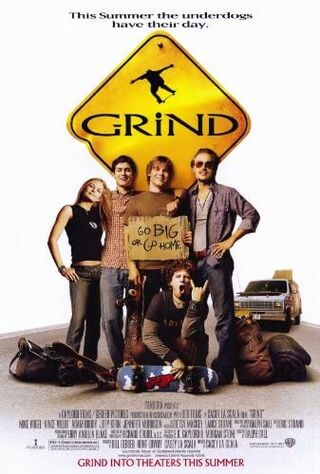 Grind (2003) Main Poster