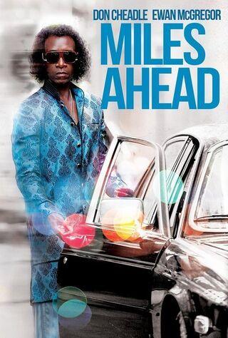 Miles Ahead (2016) Main Poster