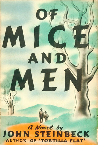 Of Mice And Men (1992) Main Poster