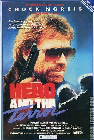 Hero And The Terror (1988) Main Poster