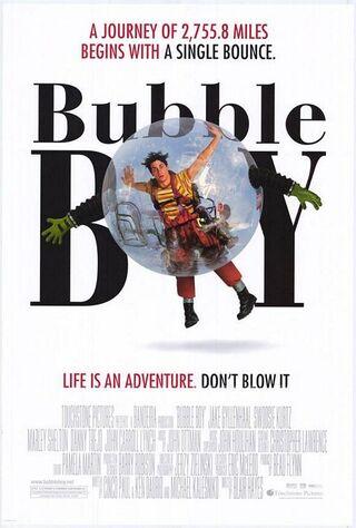 Bubble Boy (2001) Main Poster