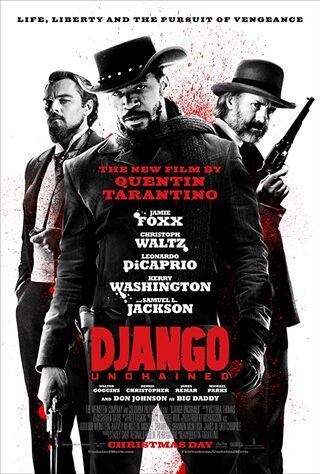 Django Unchained (2012) Main Poster