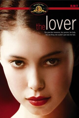 The Lover (1992) Main Poster