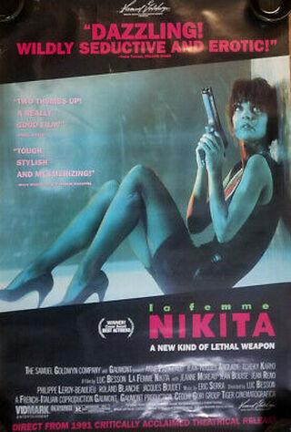 Nikita (1991) Main Poster