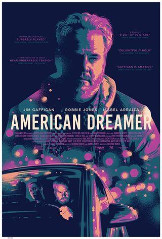 American Dreamer (1984) Main Poster