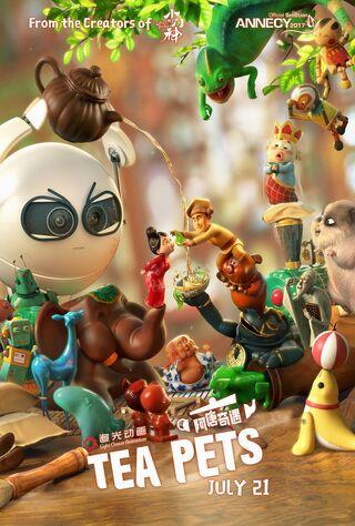 Tea Pets (2020) Main Poster