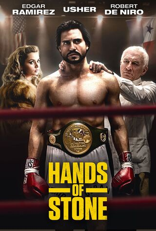 Hands Of Stone (2016) Main Poster