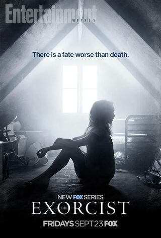 The Real Exorcist (2020) Main Poster
