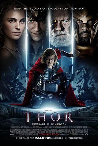 Thor (2011) Main Poster