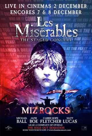 Les Misérables (2019) Main Poster