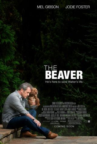 The Beaver (2011) Main Poster