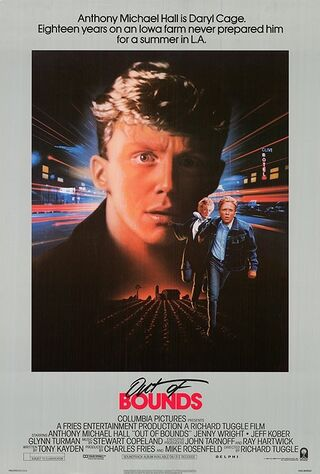 Out Of Bounds (1986) Main Poster