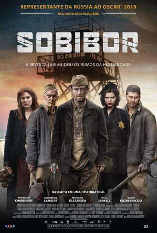 Sobibor (2019) Main Poster