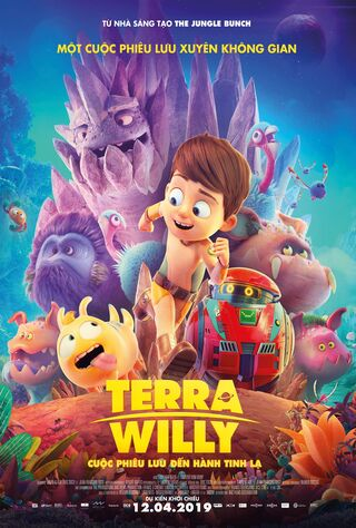 Terra Willy (2019) Main Poster